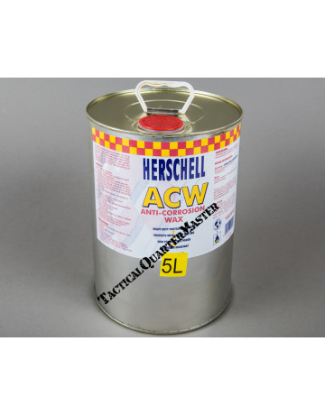 Herschell ACW Anti Corrosion Wax 5 Litre