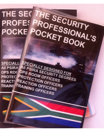 The Security Professional's Pocket Book (A5)