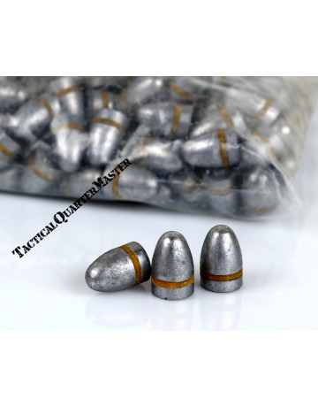 .45 Cast Pistol Bullets 228gr/500 - Round Nose