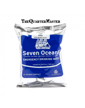 Seven Oceans Emergency Water-500ml
