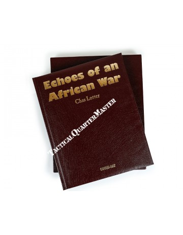 Book: Echoes of an African War: Signed By Author Limited Edition Box Set.