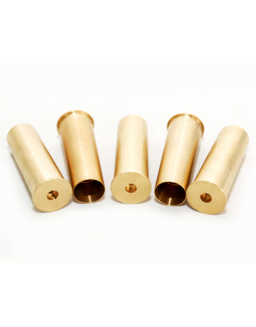 577 Snider Turned Brass Cases: Pack of 5