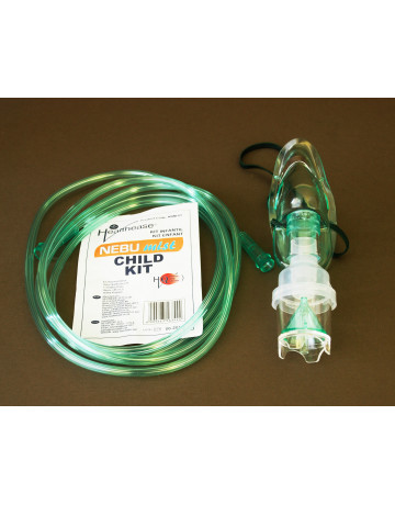 O2 Nebuliser Mask - Child