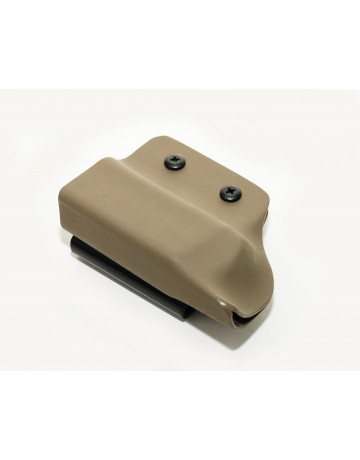 1834 Tactical - Edge Custom Carry - Glock Horizontal Mag Carriers - Green
