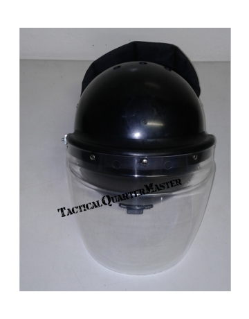 Anti Riot Helmet with Neck Protector