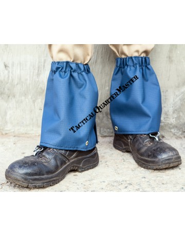 Ankle Gaiters : Blue
