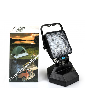 Ultratec Recharge Magneic Worklight 15W