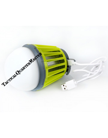 Bug LED Lantern Green