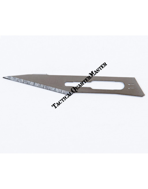 Scalpel Blades/ Surgical Blades No 11 (Pack of 10)