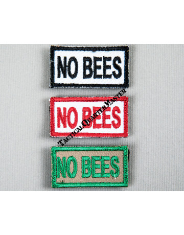 Bushveldt Medical Allergy Patches: (Set of 3) NO BEES