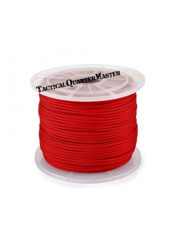 550 Paracord 100m Reel-Red