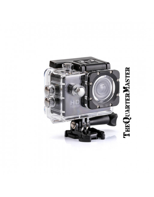 Sport cam 2.0 inch Full HD Black