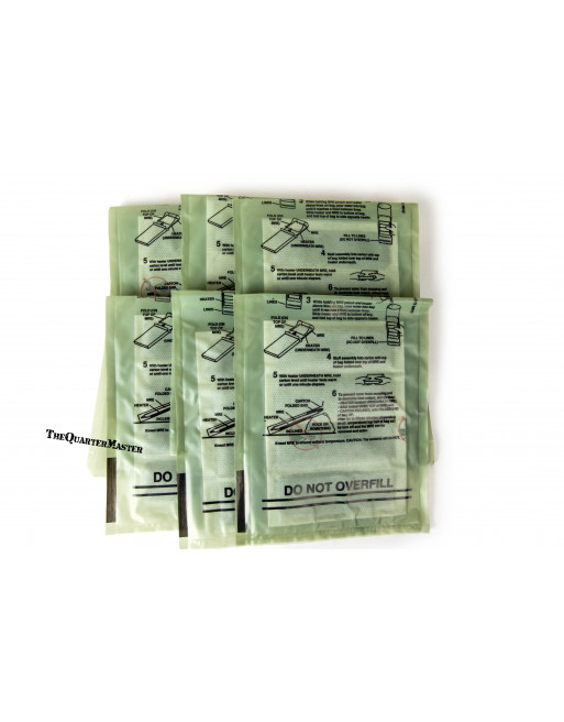 Flameless Ration Heater 6 PACK