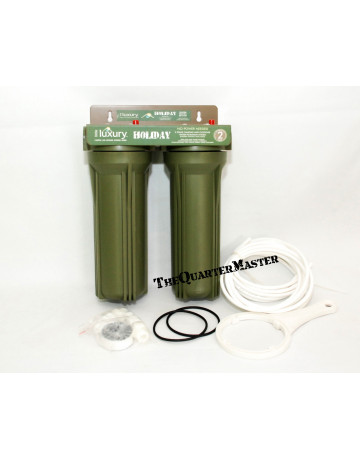 2 Stage Water Filtration System