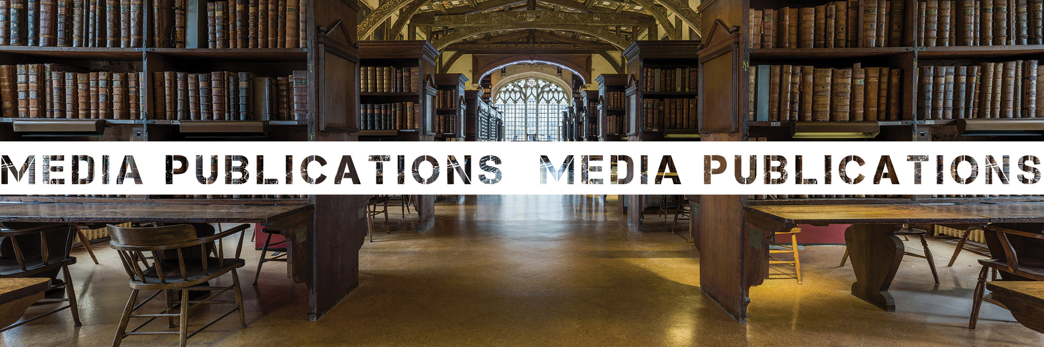 Media and Publications