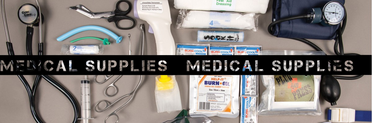 Medical Supplies 1