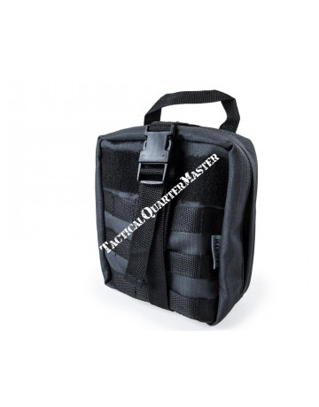 Individual First Aid Kit Molle Bag-Black