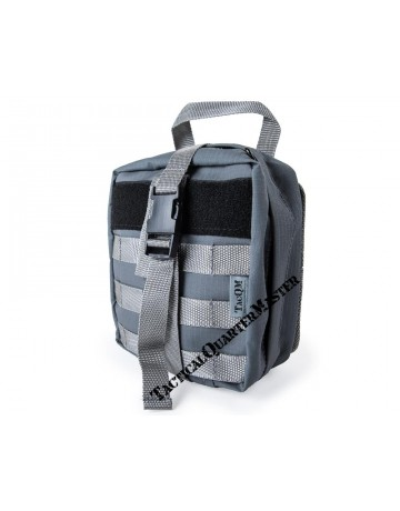 Individual First Aid Kit Molle Bag Grey