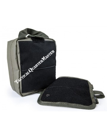 Individual First Aid Kit Molle Bag-Blue & Grey