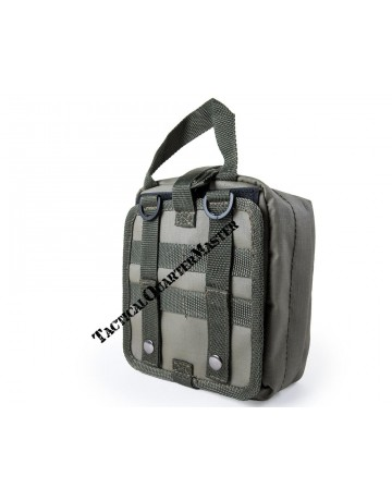 Individual First Aid Kit Molle Bag-Green
