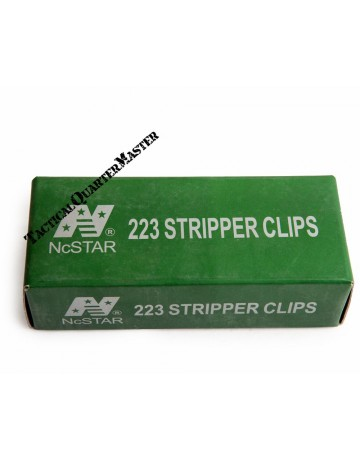 .223 Stripper Clips - Box of 20