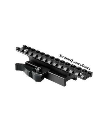 AR15 Riser with Quick Release Mount