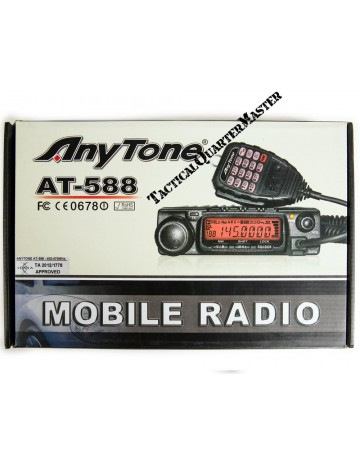 AnyTone AT588E UHF Mobile Radio