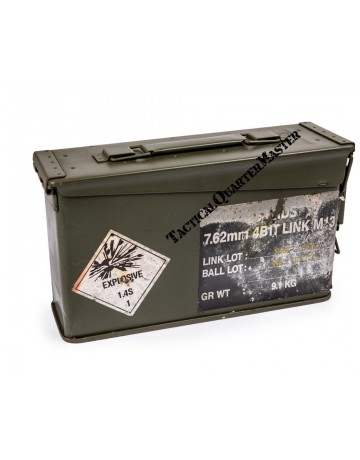Milsurp Ammo Can
