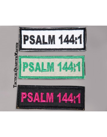 Badge Psalm 144:1