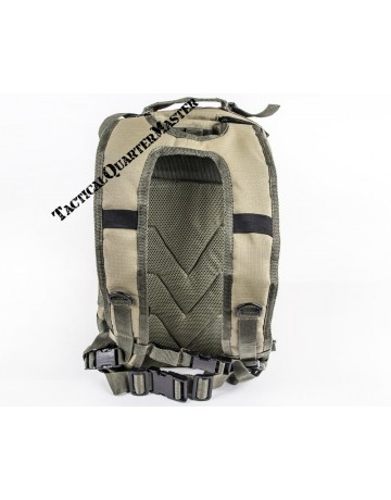 Bushveldt Scout: Small Tactical Pack: Green.