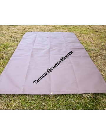 Bivvy/Ground Sheet Brown