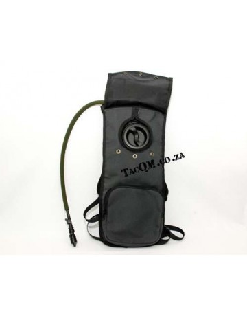 Hydration Bladder Pouch Black