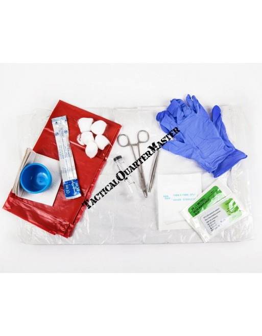 Field Suture Pack