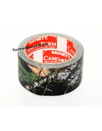 Woodland Camouflage Tape 50mm