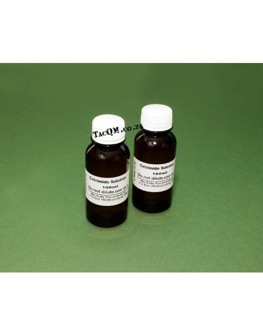 Cetrimide Wound Cleaner 100ml