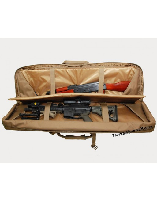Double Carbine Bag 1050mm FDE/Brown
