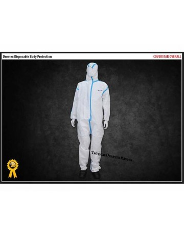 Dromex Coverstar Disposable Suit XL