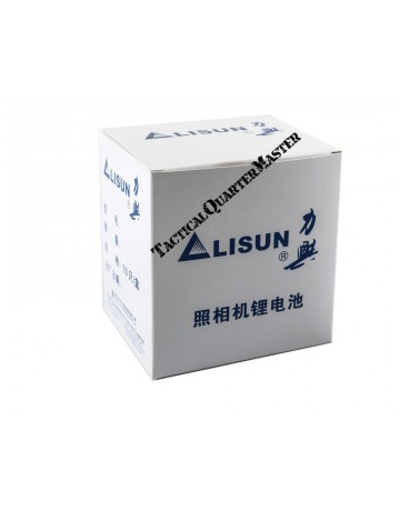 Lisun CR123A 3V Lithium Battery