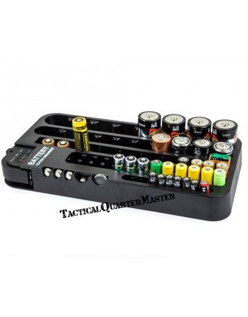 Ultratec Battery Tester and Organiser