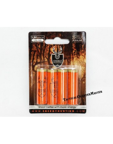 Energy Hunting LR6 AA Batteries