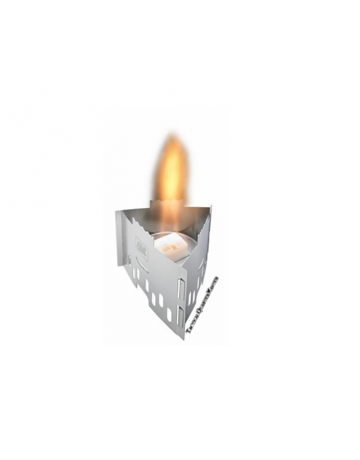 Esbit CS75S Stainless Steel Solid Fuel Stove