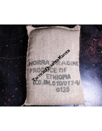 Ethiopian Green Coffee Beans: 500Gr