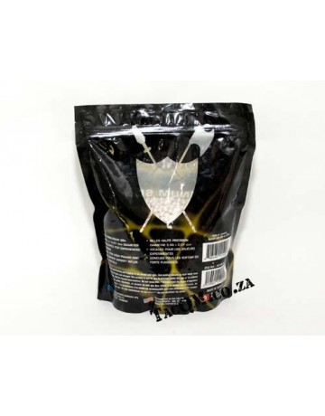 King Arms Platinum Series 6mm 0.20g Airsoft Pellets. 5000 pack