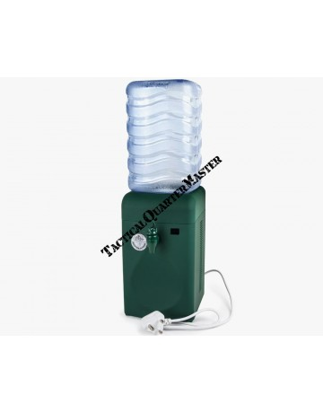 Water Filter and Cooler: Combat Green