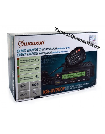 Wouxn KG-UV950P Quad Band Mobile