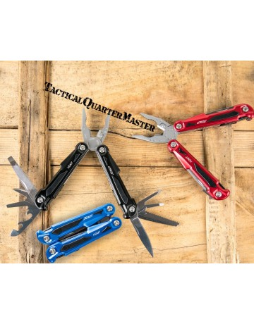 UltraTec Full Size Multi-Tool Red