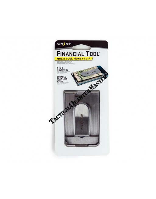 Nite Ize Financial Tool