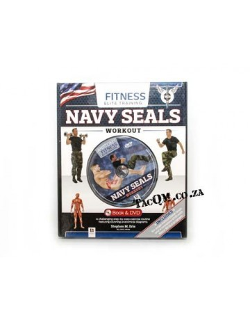 Navy Seals Work Out: Book & DVD