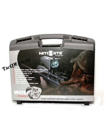 NiteSite Wolf 300m Infrared Night Vision