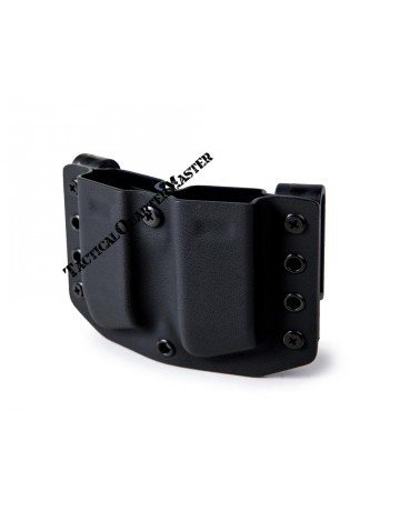Daniels Double Stack Steel 9/40 OWB Mag Pouch